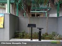 太陽能滅蚊機QM蚊蟲防治滅蚊方案