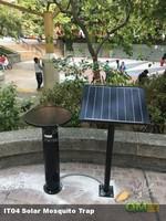 物理捕蚊器太陽能捕蚊器太陽能捕蚊機