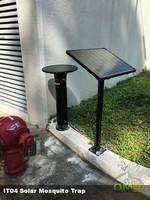 驅蚊方法滅蚊法太陽能滅蚊機
