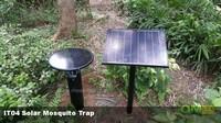推薦太陽能滅蚊器強力滅蚊方法
