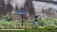 兩用滅蚊燈滅蚊機用太陽能