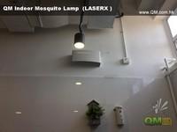 減少吸血蚊之太陽能滅蚊燈